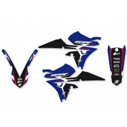 BLACKBIRD STICKERS KIT DREAM 4 GRAPHICS FOR YAMAHA WR 250 F 2015/2019, WR 450 F 2016/2018 *