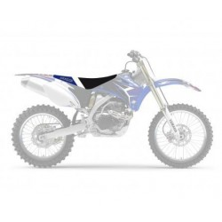 COPERTINA SELLA BLACKBIRD GRAFICA DREAM 4 PER YAMAHA YZ 250/450 F 2006/2009