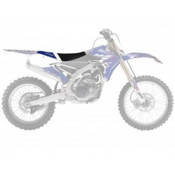 COPERTINA SELLA BLACKBIRD GRAFICA DREAM 4 PER YAMAHA YZ 250 F 2014/2018, YZ 450 F 2014/2017