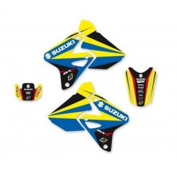 BLACKBIRD STICKERS KIT DREAM 4 GRAPHICS FOR SUZUKI DRZ 400 2000/2014