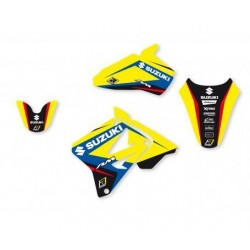 BLACKBIRD STICKERS KIT DREAM 4 GRAPHICS FOR SUZUKI RM 85 2003/2019