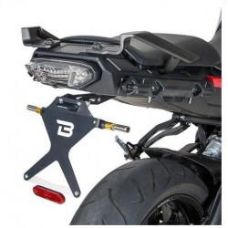 ALUMINUM BARRACUDA LICENSE PLATE HOLDER FOR YAMAHA TRACER 900 2015/2017
