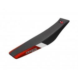 BLACKBIRD SEAT COVER GRAPHIC DREAM 4 FOR HUSQVARNA TE/TC 449/511 2011/2013 (RED COLOR)