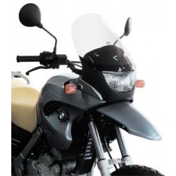 WINDSCREEN KAPPA FOR BMW F 650 GS 2000/2003, LIGHT SMOKE