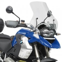 WINDSCREEN KAPPA FOR BMW R 1200 GS 2004/2012, TRANSPARENT
