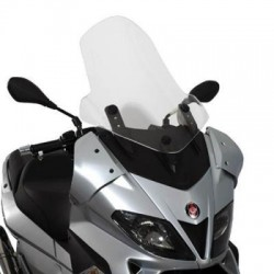 WINDSHIELD KAPPA FOR GILERA NEXUS 125 2007/2013, NEXUS 250 2006/2008, NEXUS 300 2008/2013, NEXUS 500 2006/2013, TRANSPARENT