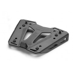 GIVI M8B BLACK ALUMINUM PLATE FOR FIXING MONOKEY BOXES