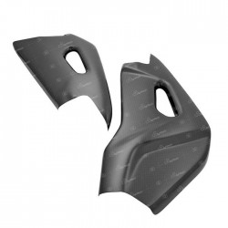 LIGHTECH SWINGARM PROTECTIONS IN CARBON FOR APRILIA RSV4 2009/2014