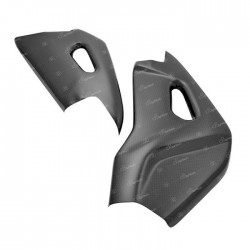 LIGHTECH SWINGARM PROTECTIONS IN CARBON FOR APRILIA RSV4 2015/2019