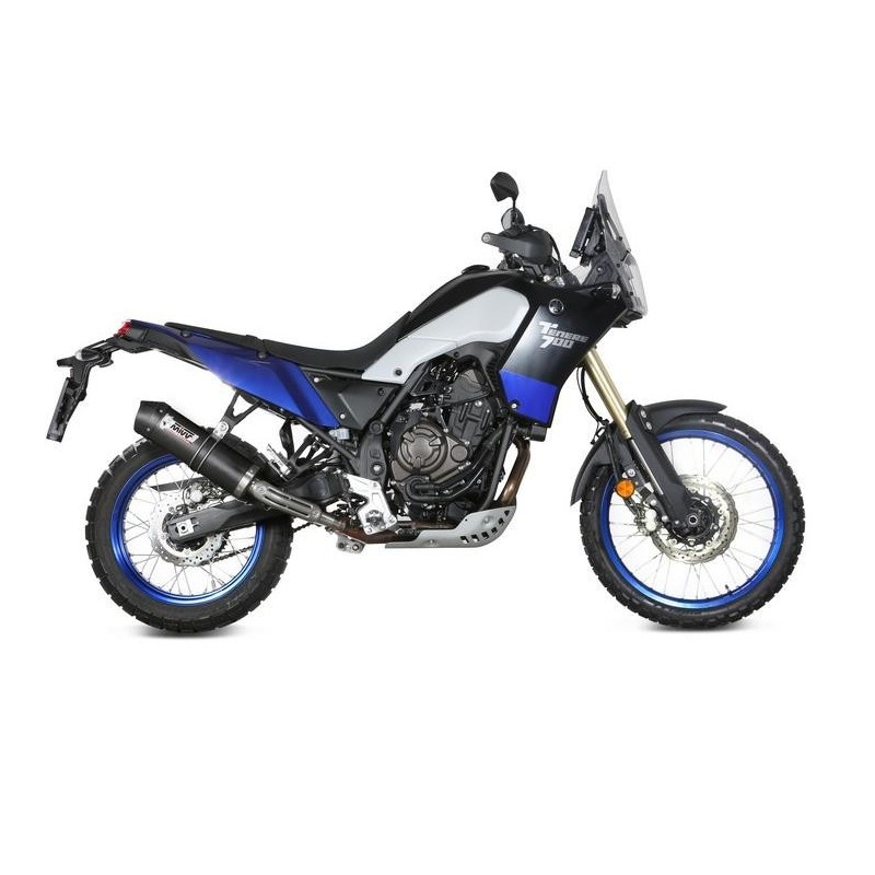CARBON CUP CARBON MIVV EXHAUST TERMINAL FOR YAMAHA HOLD' 700 2019, APPROVED