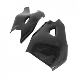 CARBON SWINGARM GUARDS FOR YAMAHA R1 2015/2020