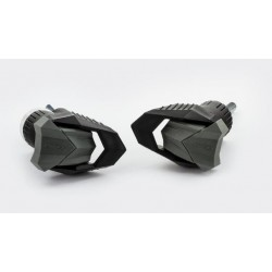 PAIR OF FRAME PROTECTION PADS PUIG FOR BMW F 800 R 2015/2019