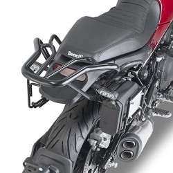 GIVI SR8704 BRACKETS FOR FIXING THE MONOKEY AND MONOLOCK CASE FOR BENELLI LEONCINO 500 2018/2020