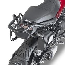 GIVI SR8704 BRACKETS FOR FIXING THE MONOKEY AND MONOLOCK CASE FOR BENELLI LEONCINO 500 2018/2020