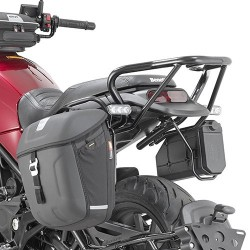 TELAIETTO SPECIFICO PER BORSA LATERALE DX MT501S PER BMW R NINE T SCRAMBLER 2016/2019