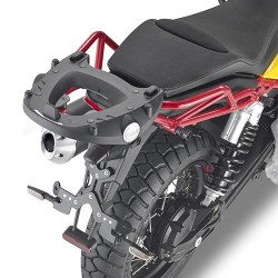 GIVI SR8203 BRACKETS FOR FIXING THE MONOKEY CASE FOR MOTO GUZZI V85 TT 2019/2020
