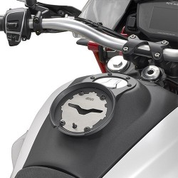 FLANGE FOR ATTACHMENT GIVI TANKLOCK TANK BAGS FOR MOTO GUZZI V85 TT 2019/2020