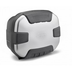 GIVI TRK35N TREKKER MONOKEY BOX CAPACITY 35 LITERS, WITH ALUMINUM FINISHES