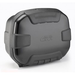 GIVI TRK35N TREKKER MONOKEY CASE CAPACITY 35 LITERS, WITH BLACK COLOR ALUMINUM FINISHES