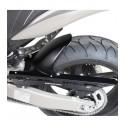 BLACK ABS BARRACUDA REAR FENDER WITH CHAIN GUARD FOR HONDA HORNET 600 2007/2013