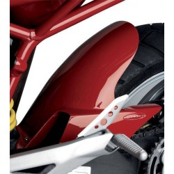 BARRACUDA REAR FENDER WITH CHAIN GUARD FOR DUCATI MULTISTRADA 1000/S, MATT BLACK COLOR (to be painted)