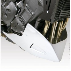 AEROSPORT BARRACUDA ENGINE TOE CAP FOR YAMAHA FZ1 2006/2015, MATT BLACK (to be painted)