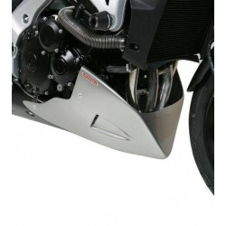 AEROSPORT BARRACUDA ENGINE TOE CAP FOR SUZUKI GSR 600 2006/2010, SILVER