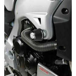 PAIR OF BARRACUDA FRAME PROTECTION PADS FOR SUZUKI GSR 600 2006/2010