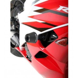 TORQUE BARRACUDA FRAME PROTECTION PADS FOR YAMAHA R6 2006/2016