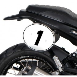 BARRACUDA NUMBER TABLE KIT FOR BENELLI LEONCINO 500 2018/2020
