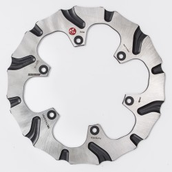 BRAKING BATFLY BY4505 REAR BRAKE DISC FOR KTM EXC 125 (2T) 2012/2013