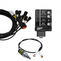 CAMBIO ELETTRONICO SP ELECTRONICS CGS4 PER DUCATI MONSTER 1100 S 2009/2010