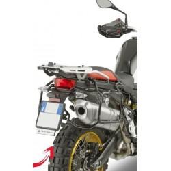 GIVI SRA5134 ALUMINUM BRACKETS FOR FIXING THE MONOKEY CASE FOR BMW F 850 GS ADVENTURE 2019/2020