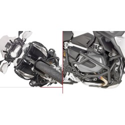GIVI TUBULAR PROTECTION LOW PART FOR BMW R 1250 R 2019/2020, BLACK