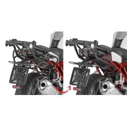 GIVI PLXR5117 QUICK COUPLING FRAME FOR MONOKEY SIDE CASES FOR BMW R 1250 RS 2019/2020