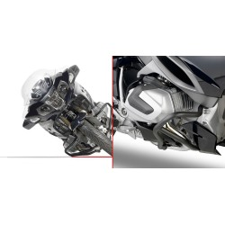 GIVI TUBULAR PROTECTION LOW PART FOR BMW R 1250 RT 2019/2020, BLACK