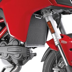 GIVI RADIATOR PROTECTION IN STAINLESS STEEL FOR DUCATI MULTISTRADA 1260 ENDURO 2019/2020
