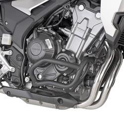 ENGINE GUARD FOR HONDA CB 500 X 2019/2020, BLACK