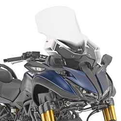 WINDSHIELD GIVI FOR YAMAHA NIKEN 900 2019/2020, TRANSPARENT