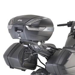 GIVI SR2143 BRACKETS FOR FIXING THE MONOKEY AND MONOLOCK CASE FOR YAMAHA NIKEN 900 GT 2019/2020