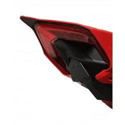 ALUMINUM COVER FOR DUCATI PANIGALE V4 2020 LICENSE PLATE HOLE