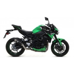 ARROW GP2 DARK EXHAUST TERMINAL FOR KAWASAKI Z 900 2020, APPROVED