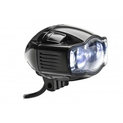 PAIR OF FAR 12V LED AUXILIARY HEADLIGHTS, APPROVED