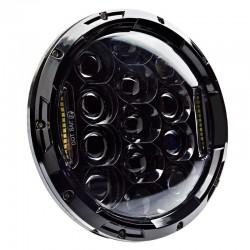 HEADLIGHT LED FAR DIAMETER 180 mm APPROVED