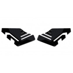 3D STICKERS TANK SIDE PROTECTIONS FOR BENELLI TRK 502 2018/2020