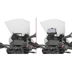 GIVI ALUMINUM TRAVERSE FOR FIXING SMARTPHONE FOR KTM 1290 SUPER ADVENTURE R 2017/2020