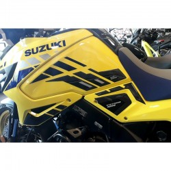 3D STICKERS TANK SIDE PROTECTIONS FOR SUZUKI V-STROM 1050 2020