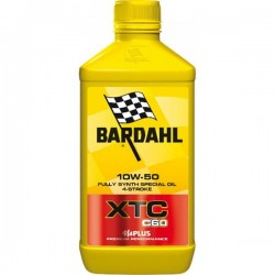 BARDAHL OFF-ROAD XTC C60 10W50 ENGINE LUBRICANT OIL