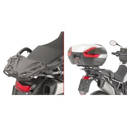 GIVI SR6415 BRACKETS FOR FIXING THE MONOKEY AND MONOLOCK CASE FOR TRIUMPH TIGER 900 2020