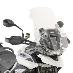 WINDSHIELD GIVI FOR TRIUMPH TIGER 900 2020, TRANSPARENT